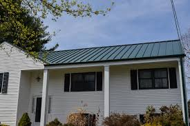 Metal Roof Homes Pictures by Aluminum Standing Seam Metal Roofing System For Glastonbury Home
