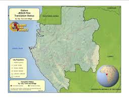 Gabon Map Gabon Worldmap Org