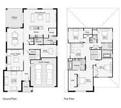 Clarendon Homes Floor Plans Bayside 36 Floor Plan 338 20sqm 12 70m Width 18 60m Depth