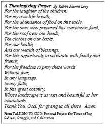 thanksgiving day prayer for teachers free template