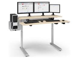 Electric Sit To Stand Desk Electric Sit Stand Desks Ergo Uplift