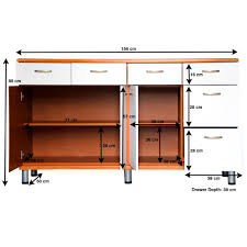 standard kitchen drawer depth expreses com