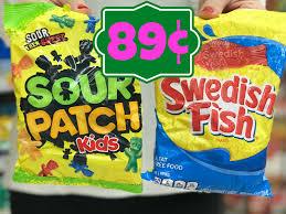 Where To Buy Swedish Fish Swedish Fish U0026 Sour Patch Kids Only 0 89 At Kroger Kroger Krazy