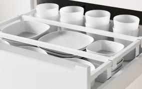 ikea küche schublade küchenschränke organisieren praktische tipps ikea