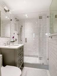 white tile bathroom ideas white subway tile bathroom jannamo