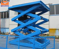 Hydraulic Scissor Lift Table by Scissor Lift Table 3t 4m