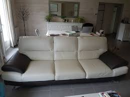 vend canap canap cuir 4 places canap prugia places lifestyle gris fonc with