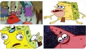 Memes Spongebob - the evolution of spongebob memes from 2015 2018 bikinibottomtwitter