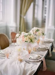 tulle table runner 16 diy wedding table runner ideas