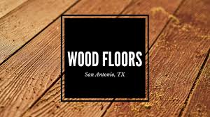 take care of wood floors
