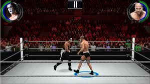 themes for android wwe wwe 2k review just a touch of the big time