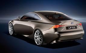 lexus 2 door car models future lexus models going even bonkers autoevolution