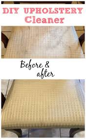 Dry Clean Sofa Cushions Best 25 Homemade Upholstery Cleaner Ideas On Pinterest Carpet