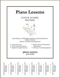 Pianist Resume Sample by Studio Policy Questionnaire Get Your Thoughts Together Before