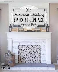 Ideas Full Size Of Mantels Design Ana White Electric And Mantel