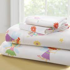 olive kids fairy princess toddler bedding sheet set walmart com