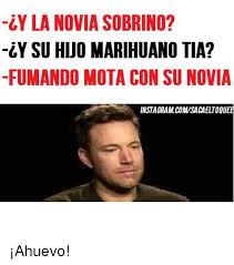 Memes De Marihuanos - lyla nowia sobrino ysu hijo marihuano tia rumando mota con su