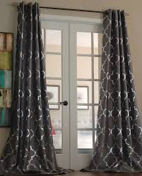 amazon com lambrequin casablanca modern metallic trellis pattern