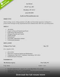 Examples Of Perfect Resumes by How To Write A Perfect Administrative Assistant Resume Examples