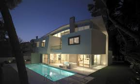modern greek swimming pool house design home design and home