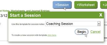 coaching sessions with coachaccountable