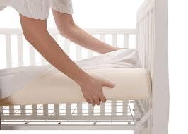 Safest Crib Mattress Healthy Support Crib Mattress Lullabyearth
