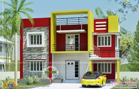 contemporary house in tamilnadu kerala home design bloglovin u0027