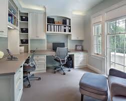 beautiful home offices 16 home office desk ideas for two double desk office designs