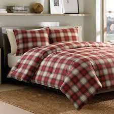 plaid comforter sets for less overstock com