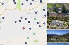 Calabasas Ca Celebrity Homes by Gated Communities And Gated Estates In California
