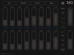 Sound Equalizer For Windows Silq Review U2013 32 Band Graphic Equalizer Ios App From Tonapp As