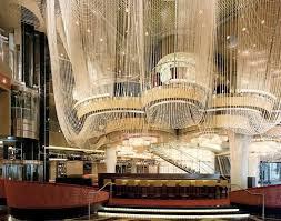 Chandelier Las Vegas Cosmopolitan Revisiting Las Vegas New Casino Resorts Are Still Drawing Throngs