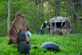 Bow Ground Blind Archery Turkey Hunting Tips To Bag A Gobbler G5 Outdoors