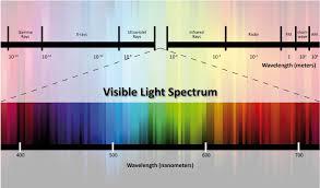 Color Spectrum Fluorescent Lights Fluorescent Light Color Spectrum Fluorescent