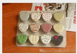 Heart Shaped Candy Boxes Wholesale 12 Design Heart Shaped Key Chain Heart Shaped Box Candy Box Joyful