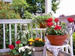 Garden In Balcony Ideas On Balcony Make Hanging Garden Cool Ideas For Small Garden On