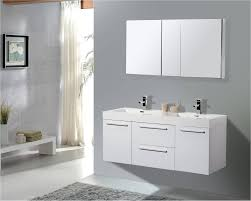 double sink vanity white white ceramic standing sink grey