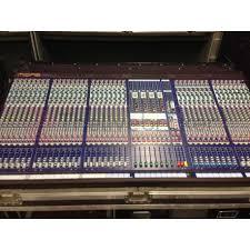 midas console verona 400 et flycase console analogique midas vente