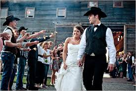 down home country wedding westerns weddings and wedding