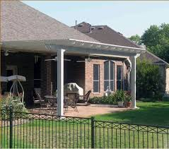 Insulated Aluminum Patio Cover Ameriway Roofing U0026 Exteriors Carports Patio Covers
