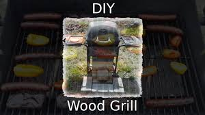 diy rocket stove grill part 2 youtube