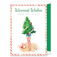warmest wishes photo card coastal living cards coastal living