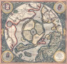 Mercator World Map by Mercator Map
