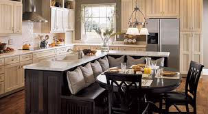 Kitchen Island With Bench Seating Charismatic Photos Of Isoh Amazing Inspirational Perfect Amazing