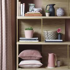 how to decorate with coral blush tones ideal home showcase your best bits