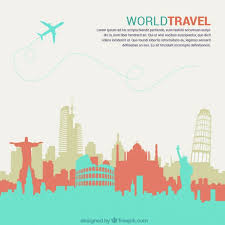 how to travel the world for free images World travel vector free download jpg