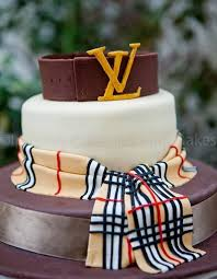 Louis Vuitton Cake Decorations 409 Best Brand U0027s Cakes Images On Pinterest Birthday Cakes