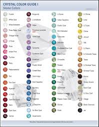 coloured crystal necklace images Swarovski color chart i stone bead charts diagrams gt size jpg