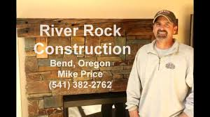 fireplace time lapse river rock construction mike price rock