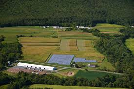 solar growing in our backyard hoosier energy co ops tap into the
